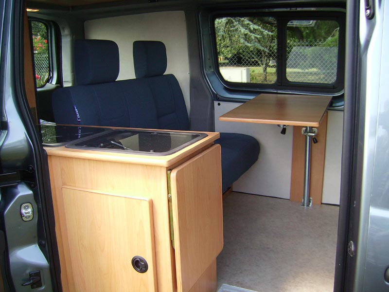 Favorit Alcar Amenagement fourgons Trafic, Land rover, VW T5, Toyota hzj  BQ05